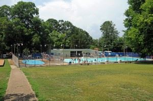 Moncrief Pool