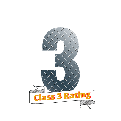 Class 3 Rating
