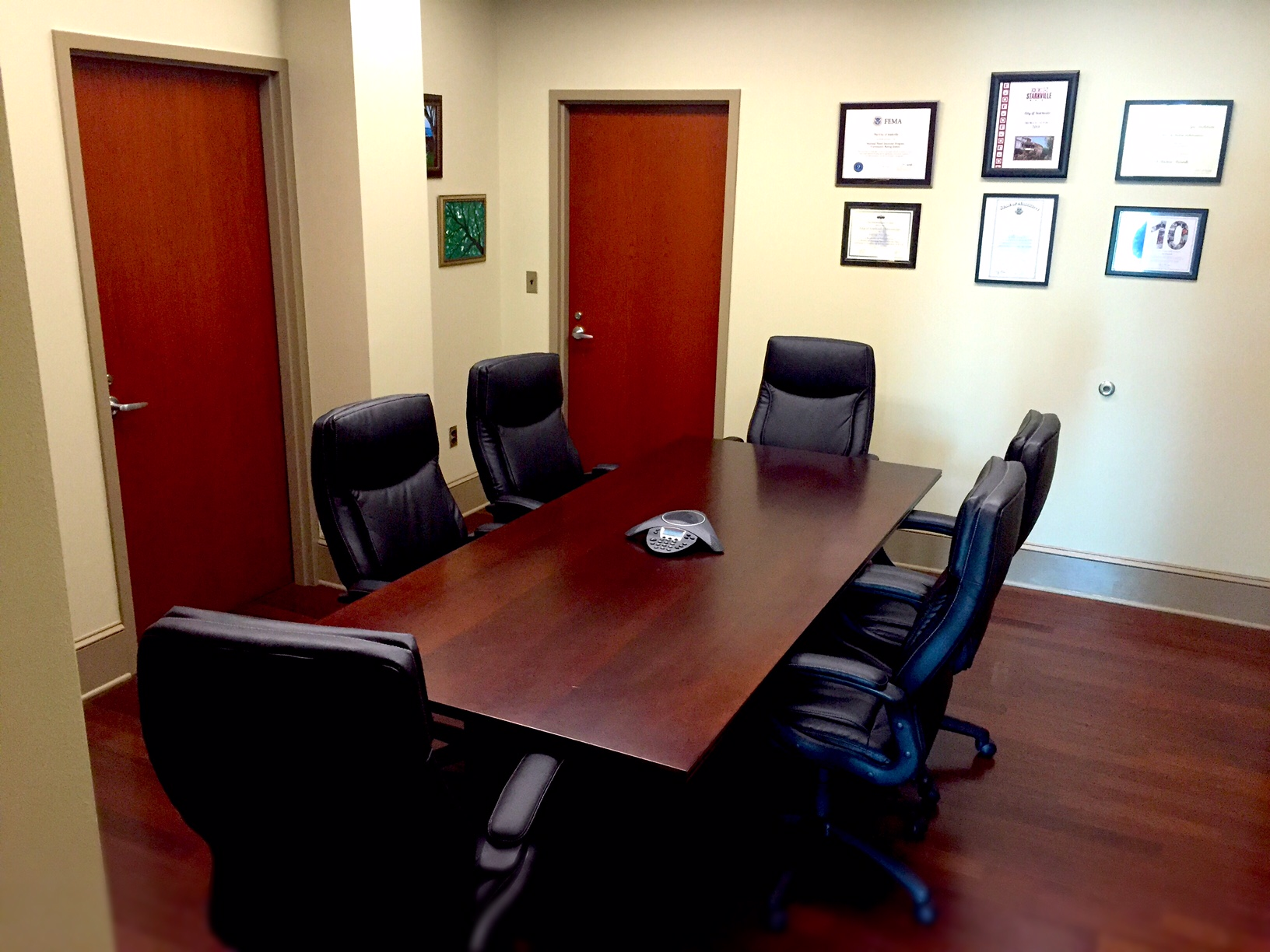 Mayor&#39s Conference Room